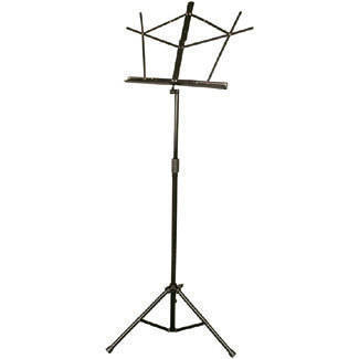 Yorkville Sound Telescopic Music Stand Long Amp Mcquade